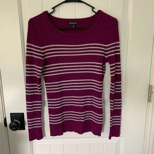 Juniors George Medium Fall Sweater